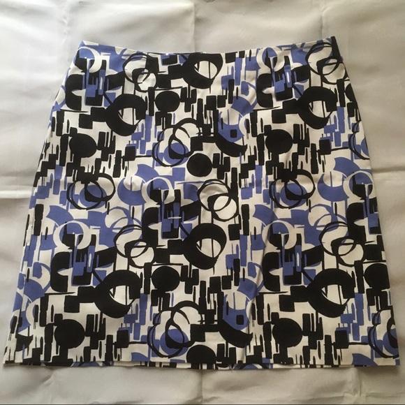 Geoffrey Beene Sport stretch mini skirt sz 12
